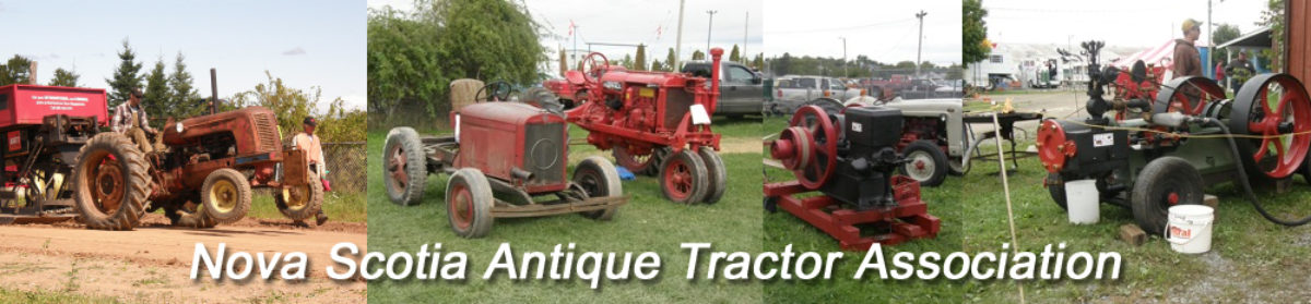 Antique Engines & Tractors Nova Scotia